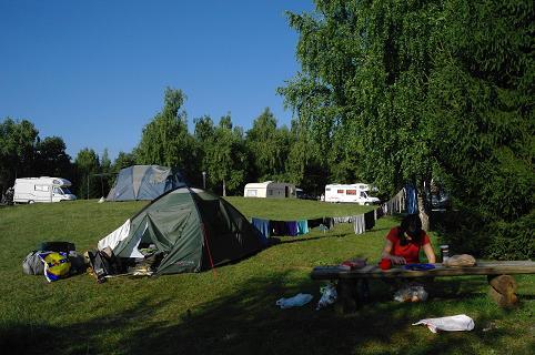 Camping de Korana