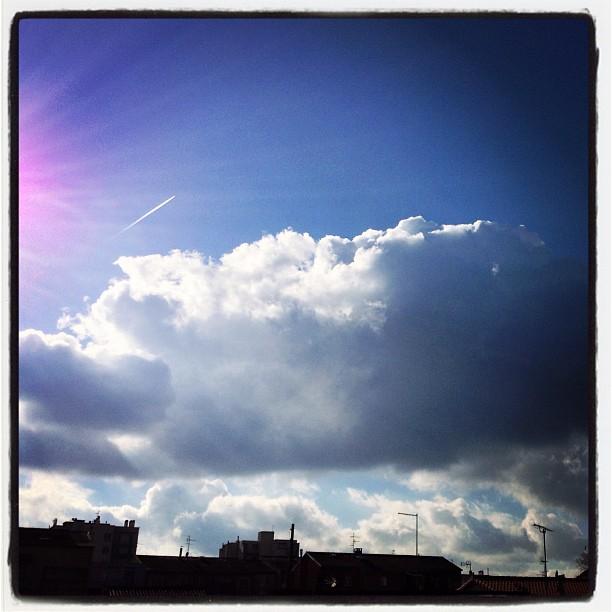Le soleil hivernal !
