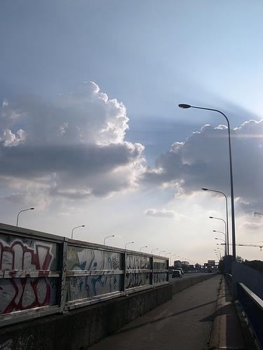 Gloire sur le pont